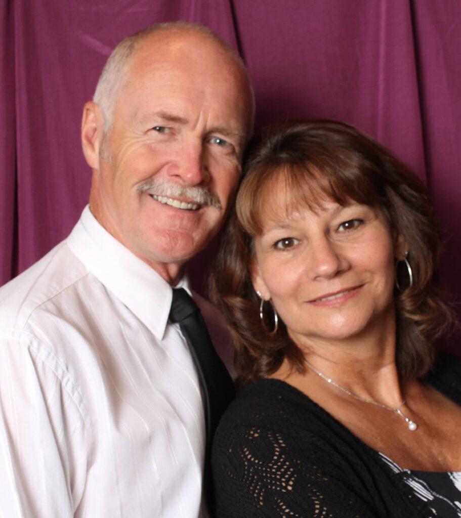 Roy & Lennie Adrian