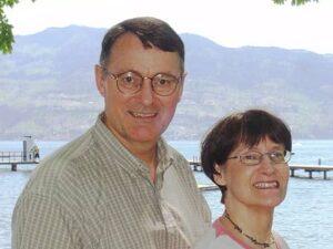 Bill & Lorna Powell