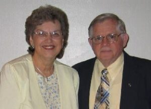 Dr. Jack & Norma Canady