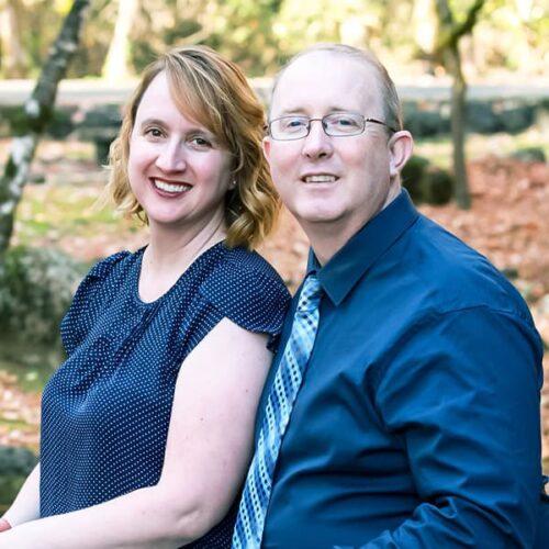 Tim & Gwen Griffiths